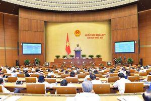 Thông cáo số 17 kỳ họp thứ 7 Quốc hội khóa xiv