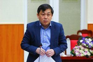 Vụ 'quỹ đen': Cục trưởng Hoàng Hồng Giang bị kỷ luật khiển trách