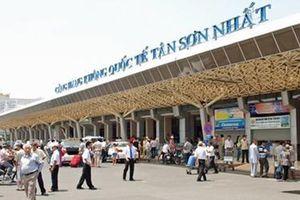 Từ 1-7, Sân bay Tân Sơn Nhất dừng phát thanh tự động