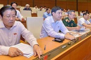 Quốc hội phê chuẩn quyết toán Ngân sách Nhà nước năm 2017