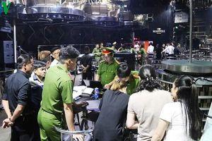 Phát hiện 75 người dương tính với ma túy tại vũ trường New Phương Đông