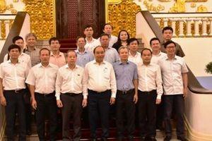 Thủ tướng Nguyễn Xuân Phúc biểu dương mô hình xây dựng đô thị thông minh của Thừa Thiên Huế