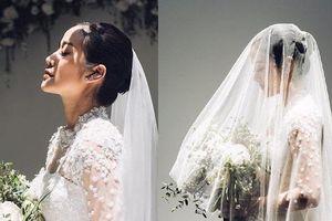 MC Phí Linh khoe ảnh cưới xinh đẹp trước ngày lên xe hoa