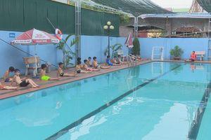 Khu vực ngoại thành Hà Nội: Nỗ lực xóa 'vùng trắng' bể bơi