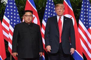 Tổng thống Donald Trump phủ nhận việc sử dụng đặc tình CIA chống lại Chủ tịch Triều Tiên Kim Jong-un