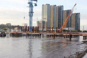 Chậm tiến độ, tháng 9-2020 cầu Thủ Thiêm 2 mới dự kiến hoàn thành