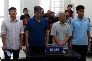 Cựu chủ tịch Vinashin Nguyễn Ngọc Sự lãnh 13 năm tù