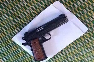 Gã trai nổ súng cướp tài sản bất thành vì kẹt đạn