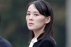 Em gái ông Kim Jong Un bất ngờ thăm khu phi quân sự DMZ