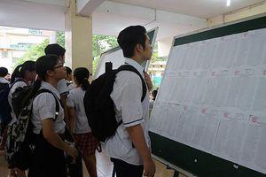 TP.HCM: Gần 40.000 thí sinh thi lớp 10 dưới điểm trung bình môn Toán