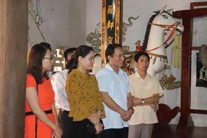 Thứ trưởng Trịnh Thị Thủy: Chú trọng đưa những nội hàm mới của phong trào TDĐKXDĐSVH vào đời sống