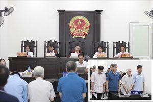 Cựu sếp Vinashin bày tỏ sự 'ăn năn, hối cải' khi nói lời sau cùng tại tòa