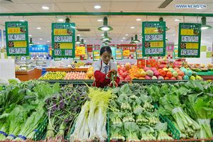 Lạm phát của Trung Quốc tăng mạnh do giá thực phẩm