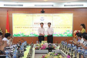 Bộ trưởng Bộ TT&TT bổ nhiệm Cục trưởng An toàn thông tin