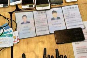 Thủ đoạn lừa đảo công nghệ cao của nhóm người Trung Quốc vừa bị bắt
