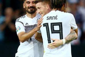 Pháp, Đức trút giận, mưa bàn thắng ập đến vòng loại Euro 2020