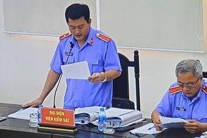 VKS đề nghị 'bác' kháng cáo của Vũ 'nhôm', 2 cựu thứ trưởng Bộ Công an và thuộc cấp