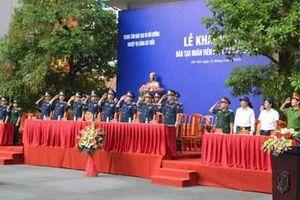 Khai giảng đào tạo chuyên môn kỹ thuật trình độ sơ cấp cho Cảnh sát biển