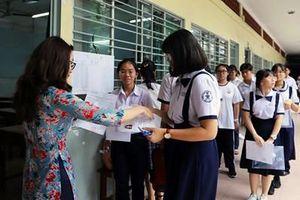 TP Hồ Chí Minh công bố điểm thi tuyển sinh lớp 10 công lập năm học 2019-2020