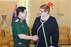 Australia coi Việt Nam là một trong những đối tác chủ chốt ở khu vực Đông Nam Á