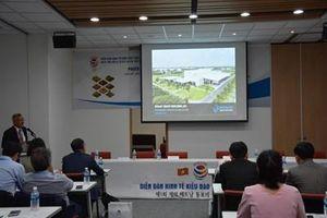 Chung tay đưa sản phẩm Việt ra thế giới