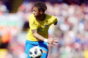Giá trị giảm sút của Neymar