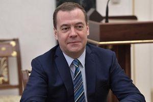 Thủ Tướng Nga chúc mừng nhân dân nhân Ngày Quốc khánh