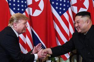 Quan chức Hàn Quốc: Bức thư ông Kim Jong-un gửi ông Trump 'mở ra nhiều hy vọng'