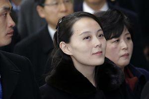 Em gái nhà lãnh đạo Triều Tiên sẽ thăm khu phi quân sự liên Triều