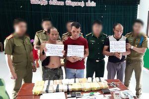 Phó Thủ tướng Thường trực Chính phủ biểu dương BĐBP Quảng Trị về thành tích đấu tranh với tội phạm ma túy