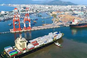 Vinalines đã tiếp nhận xong cảng Quy Nhơn