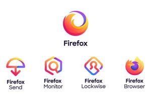 Mozilla giới thiệu logo mới cho Firefox