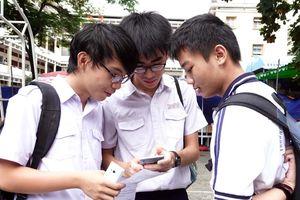Điểm thi lớp 10 TP.HCM: Môn toán có gần 50% thí sinh dưới trung bình