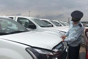 Chi hơn 308 triệu USD nhập khẩu xe hơi trong tháng 5