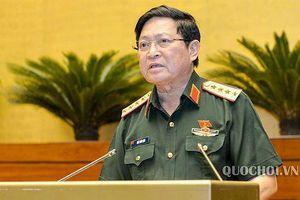 Quốc hội thảo luận dự thảo Luật Lực lượng dự bị động viên