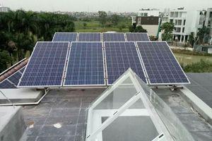 Công ty dịch vụ điện lực miền Bắc phát triển điện mặt trời thương hiệu Việt
