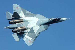 Sức mạnh têm kích Su-57 được biên chế cho quân đội Nga