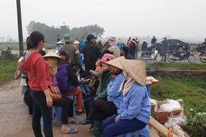 Dự chi 3.400 tỷ đồng đền bù cho các hộ dân vùng ảnh hưởng bãi rác Nam Sơn