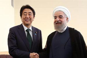 Thủ tướng Nhật Bản bất ngờ thăm Tehran và muốn hòa giải cho Iran-Mỹ