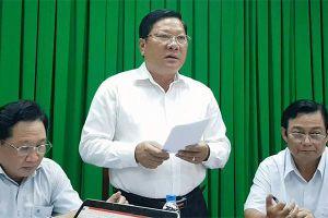 Phó bí thư Sóc Trăng bức xúc trước thông tin đi Nhật do Trịnh Sướng tài trợ