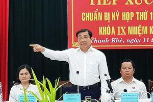 Chủ tịch TP Đà Nẵng: Ra tòa quốc tế thì không kham nổi đâu!