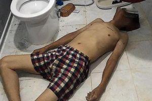 Cần Thơ: Một người đàn ông chết bất thường trong nhà vệ sinh khách sạn