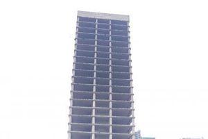 Cận cảnh tòa tháp hơn 2.700 tỷ Vicem muốn 'sang tên' sau nhiều năm bỏ hoang