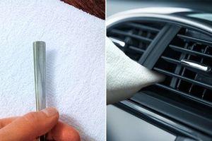 Ghi nhớ ngay loạt 'bí kíp' đơn giản là xe của bạn đã sạch sẽ và gọn gàng rồi