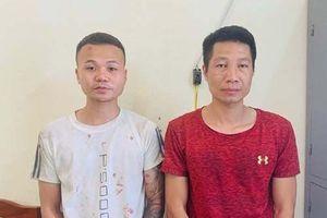 Khởi tố đối tượng đâm lê cảnh sát hình sự ở Thanh Hóa