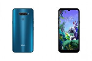 LG X6 ra mắt: 3 camera sau, Helio P22, mặt lưng giống V40