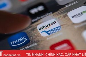 Amazon 'vượt mặt' Apple và Google thành thương hiệu giá trị nhất thế giới