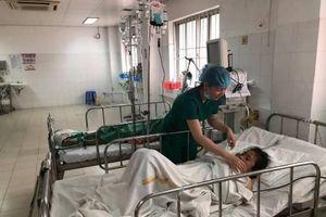 Cứu bệnh nhân người Campuchia bị xuất huyết đa cơ quan