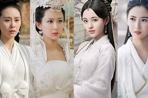 Ai đẹp nhất trong Tứ đại mỹ nhân cổ trang màn ảnh Hoa ngữ?