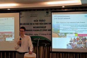 Các khu công nghiệp Việt tiếp cận hệ sinh thái phát triển bền vững